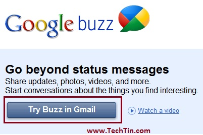 try google buzz