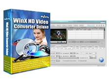 Free WinX HD Video Converter Deluxe