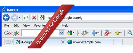 ie8-optimised-for-google