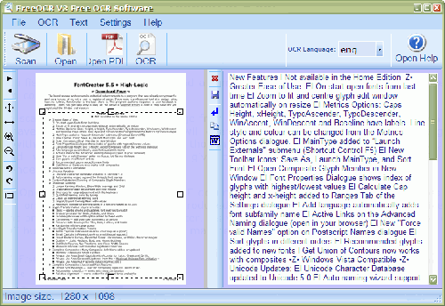 how to extract text from scanned pdf