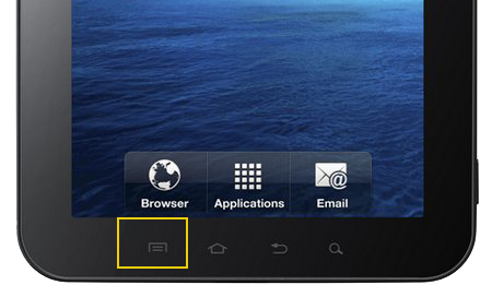 How to turn on and turn off 3G on Samsung Galaxy Tab – TechTin