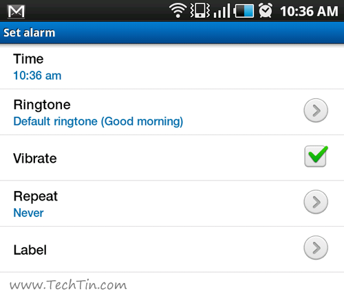 how to change ringtone on ip toshiba phone