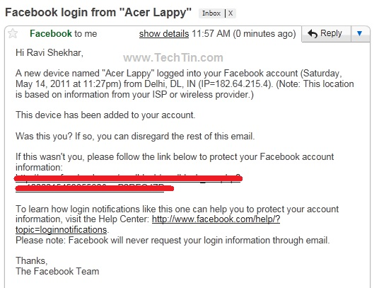 how to delete saved logins on facebook