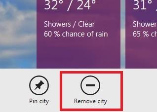 remove city