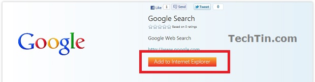 Add to Internet Explorer 10