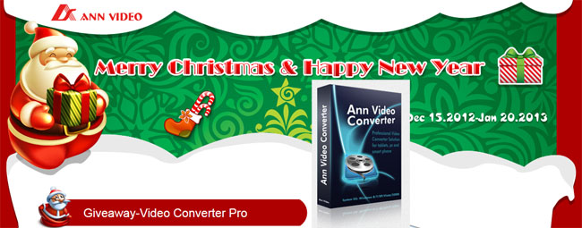 Ann Video Converter Pro