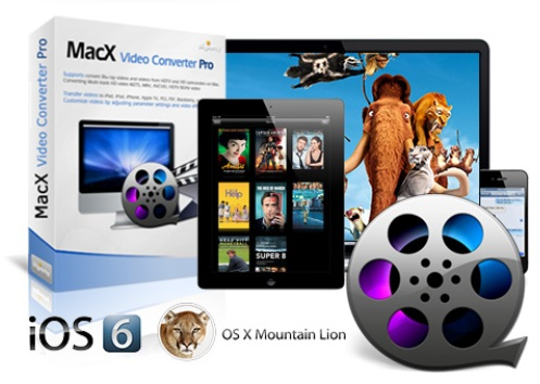 MacXDVD today announces the Japanese version of MacX Video Converter